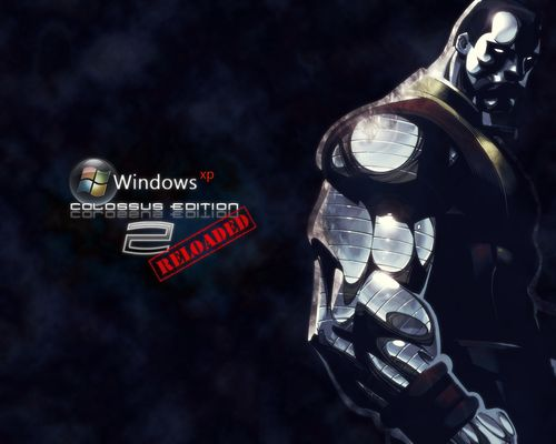 Windows XP Colossus Edition 2 Reloaded Full Iso